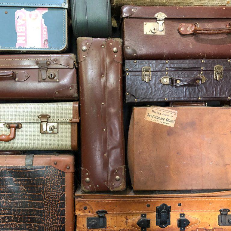 Bra incheckat bagage